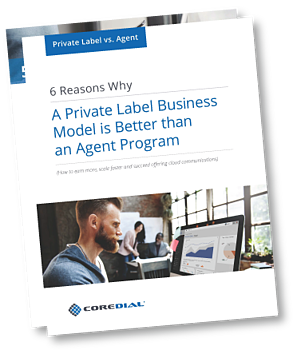 6-Reasons-Why-Private-Label-Business-Model-Better-than-Agent-Program | CoreDial