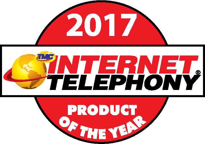TMC Iternet Telephony Product of the Year 2017