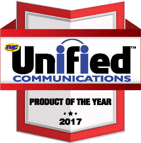 TMC Unified Communications Product of the Year 2017
