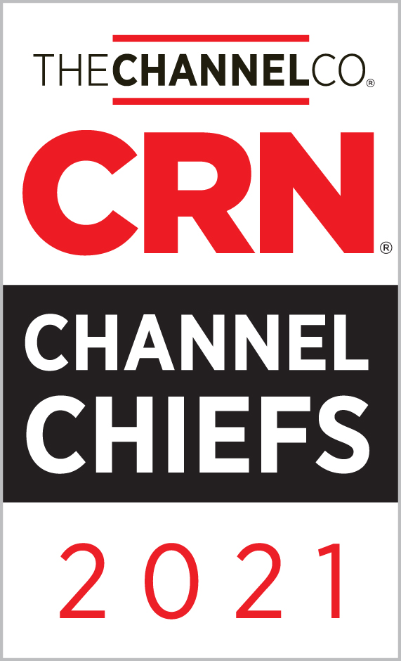 2021 CRN Channel Chiefs