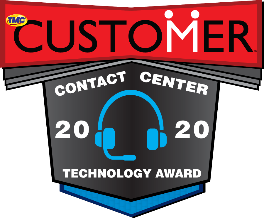 2020 Contact Center Technology Award for CoreNexa WFM