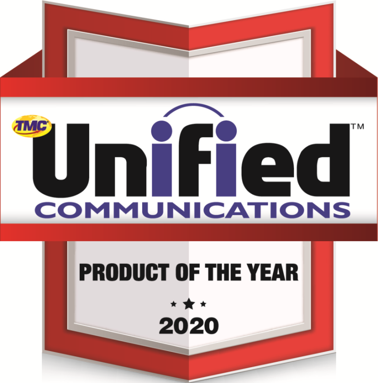 2020 TMC Unified Communications Product of the Year