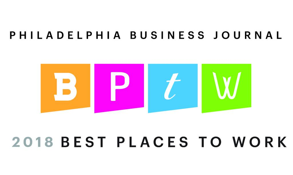 CoreDial Earns a Best Places to Work 2018 honor from  The Philadelphia Business Journal