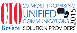 CoreDial Selected for CIOReview's Most Promising Unified Communications Technology Solution Providers 2015
