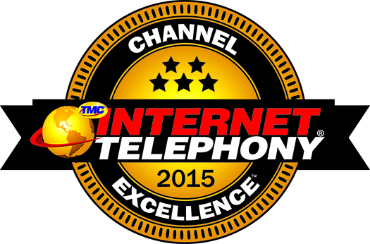 CoreDial Named a Runner-up of the 2015 Internet Telephony Channel Program Excellence Award