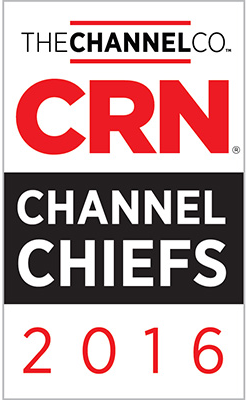 CRN<sup>®</sup> Recognizes CoreDial CEO as 2016 Channel Chief for Third Consecutive Year