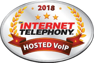 CoreDial Named Winner of 2018 Hosted VoIP Award
