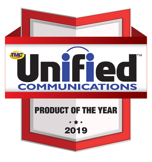 2019 TMC Unified Communications Product of the Year